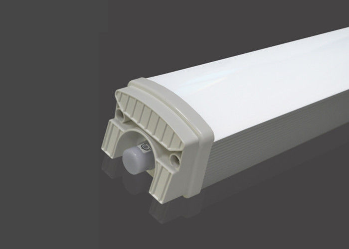Smart Dimmable 4 Foot Led Tube Light Fixture 60W Aluminum Alloy Housing