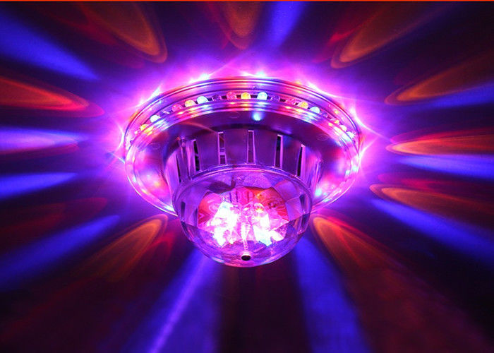 Voice Control LED Stage Spotlights Laser Pointer Disco Projector 125mm * 80mm
